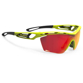 Rudy Project Tralyx Slim Brille yellow fluo gloss - rp optics multilaser orange